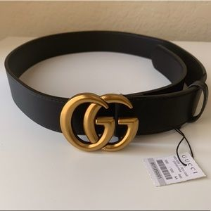 New Deluxe Gucci Belt GG